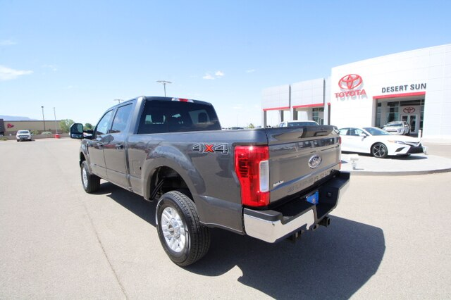 Pre-Owned 2017 Ford F-250SD XLT