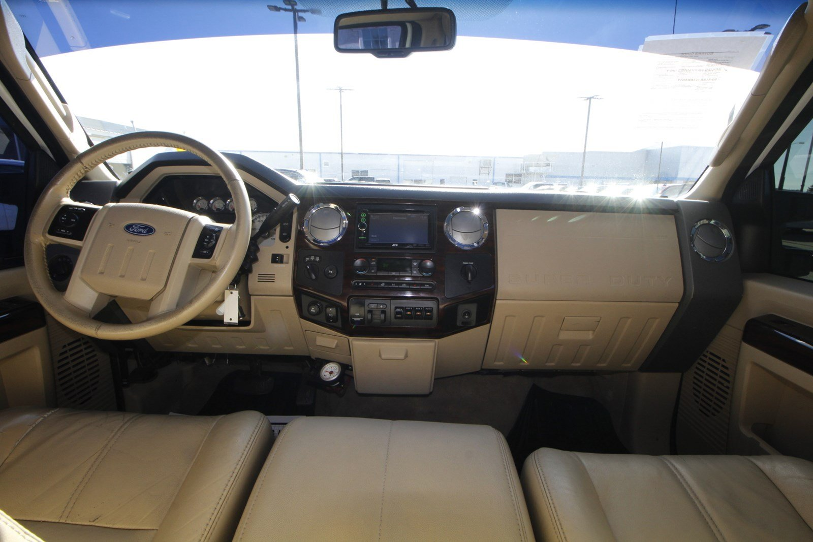 Pre-Owned 2008 Ford Super Duty F-250 SRW Lariat