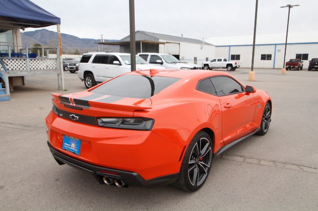Pre-Owned 2018 Chevrolet Camaro SS