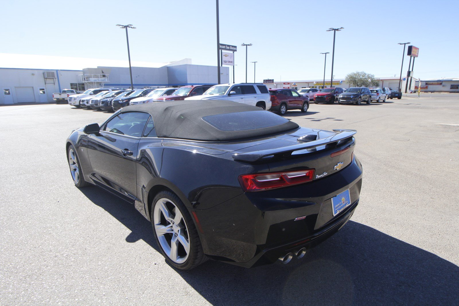 Pre-Owned 2016 Chevrolet Camaro 2SS