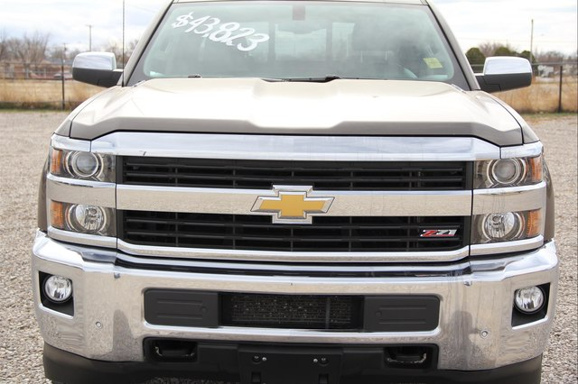 Pre Owned 2015 Chevrolet Silverado 2500hd Ltz 4d Crew Cab In
