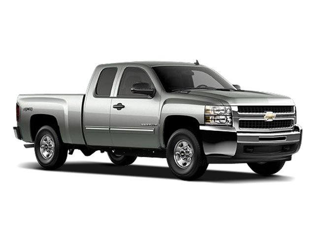Pre-Owned 2009 Chevrolet Silverado 2500HD 4WD Ext Cab 143.5 Work Truck