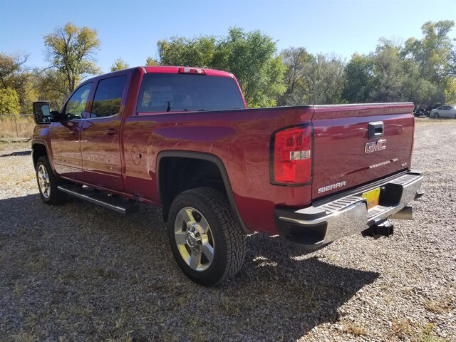Pre-Owned 2018 GMC Sierra 2500HD SLE