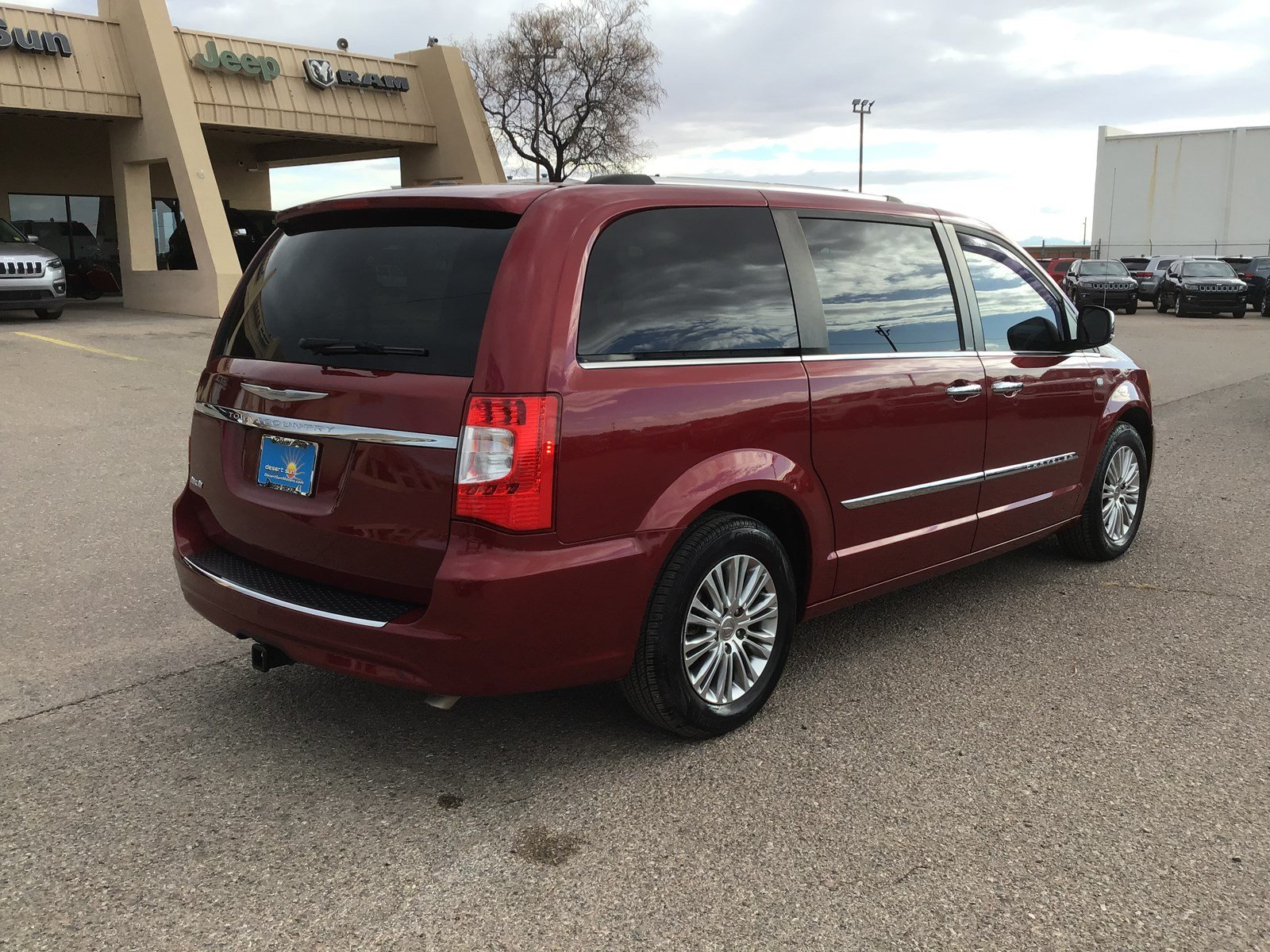Pre-Owned 2014 Chrysler Town & Country Touring-L 30th Anniversary
