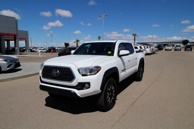 New 2019 Toyota Tacoma TRD Off Road V6