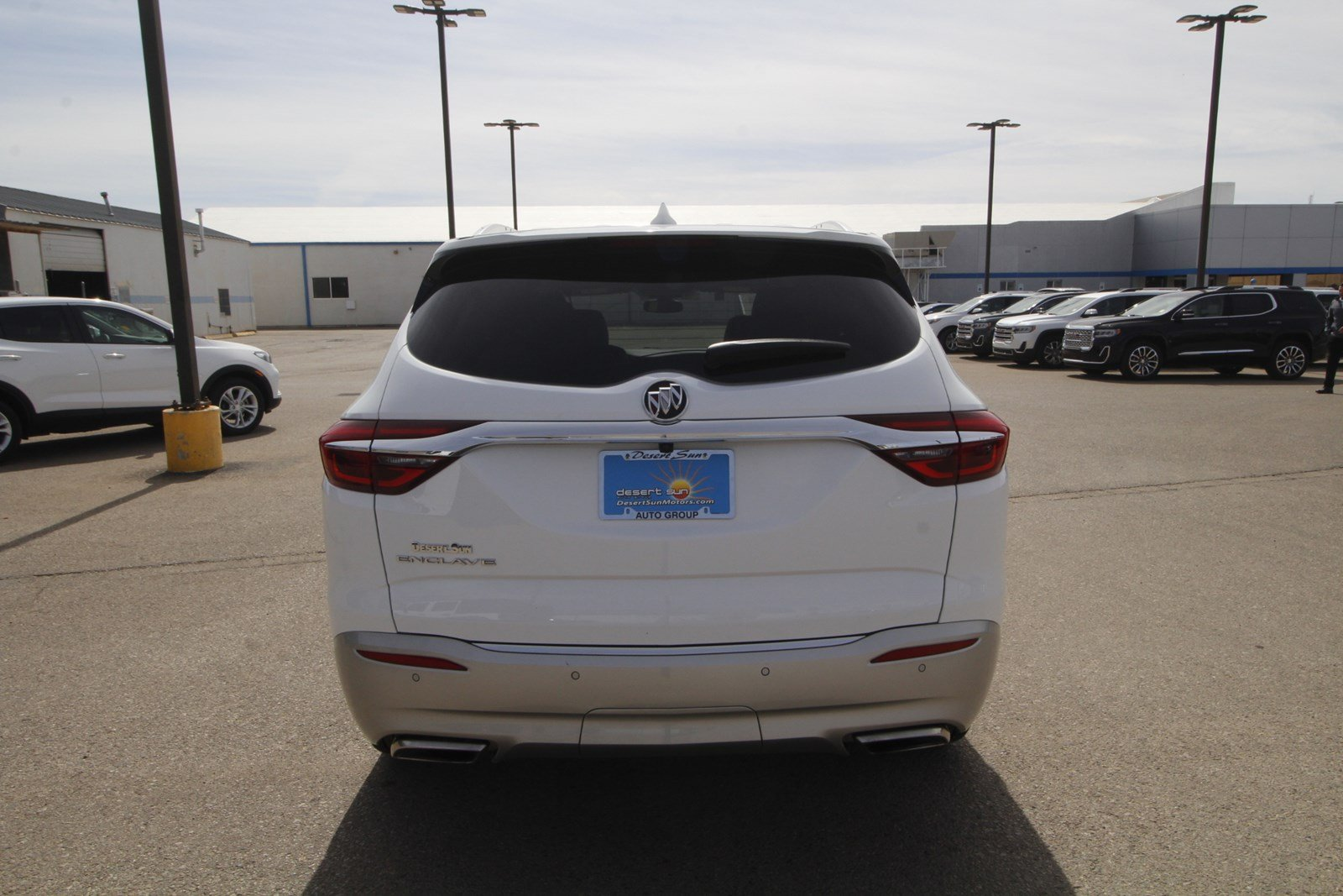 Pre-Owned 2020 Buick Enclave Essence