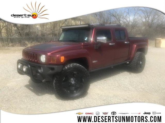 Pre-Owned 2009 Hummer H3T Alpha