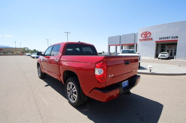 New 2020 Toyota Tundra 4WD Platinum CrewMax 5.5' Bed 5.7L