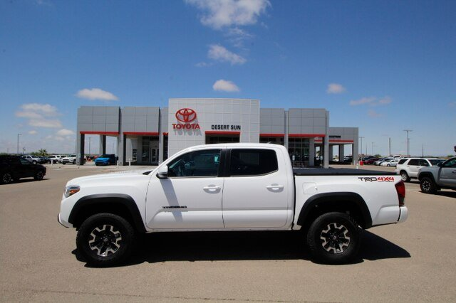 New 2019 Toyota Tacoma TRD Off Road Double Cab 5' Bed V6 MT