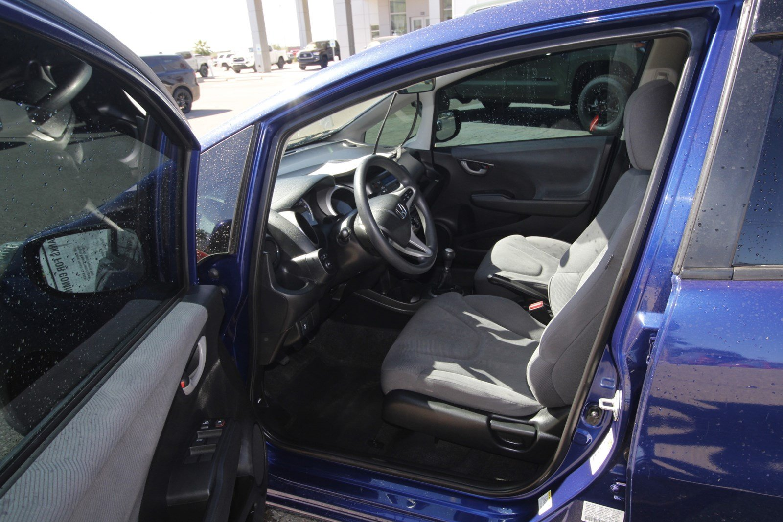 Pre-Owned 2013 Honda Fit 5dr HB Man
