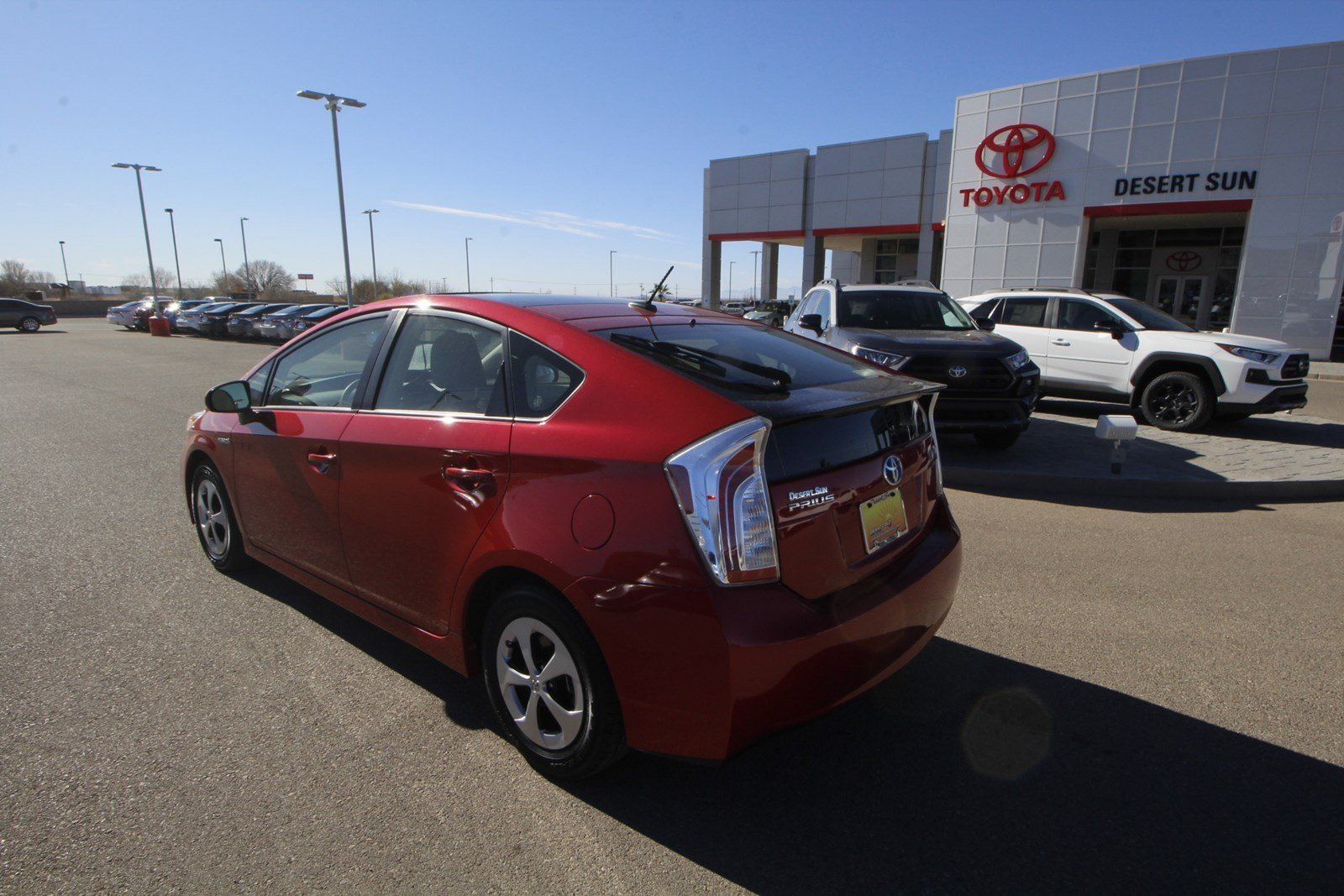 Certified Pre-Owned 2015 Toyota Prius 5dr HB Four