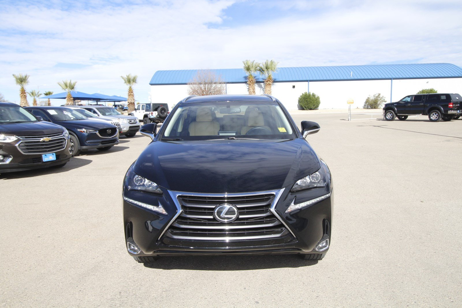 Pre-Owned 2017 Lexus NX NX Turbo F Sport