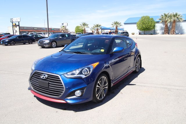Pre Owned 2016 Hyundai Veloster Turbo R Spec