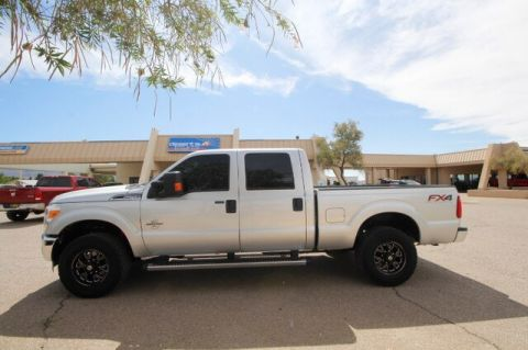 Pre-Owned 2014 Ford Super Duty F-250 SRW XLT