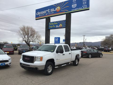 Pre-Owned 2007 GMC Sierra 2500HD SLE1