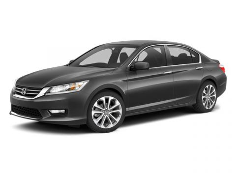 Pre-Owned 2014 Honda Accord Sedan 4dr I4 CVT Sport