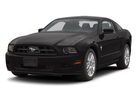 Pre-Owned 2013 Ford Mustang 2dr Cpe GT Premium