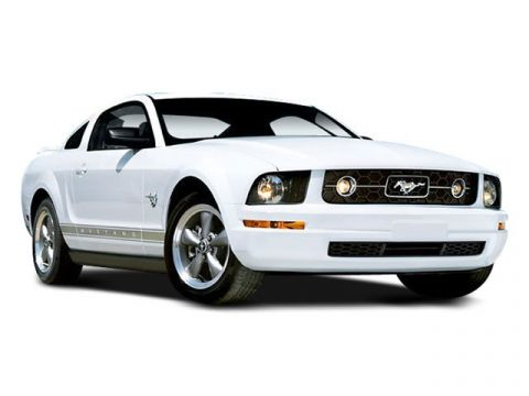 Pre-Owned 2008 Ford Mustang 2dr Cpe GT Deluxe