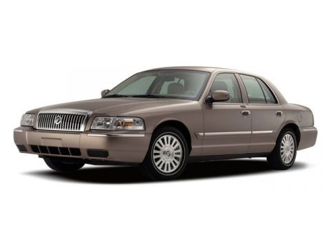 Pre-Owned 2009 Mercury Grand Marquis