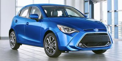 New 2020 Toyota Yaris Hatchback LE Auto