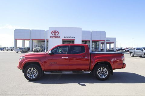 Pre-Owned 2017 Toyota Tacoma Limited Double Cab 5' Bed V6 4x4 AT