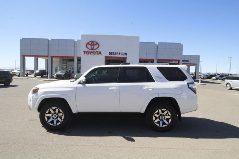 Pre-Owned 2018 Toyota 4Runner TRD Off Road Premium 4WD