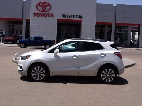 Pre-Owned 2017 Buick Encore FWD 4dr Preferred