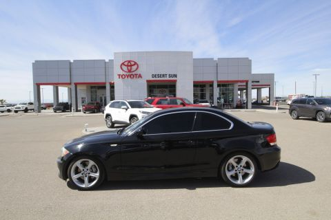 Pre-Owned 2011 BMW 1 Series 2dr Cpe 135i